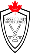Three County Hockey League Logo